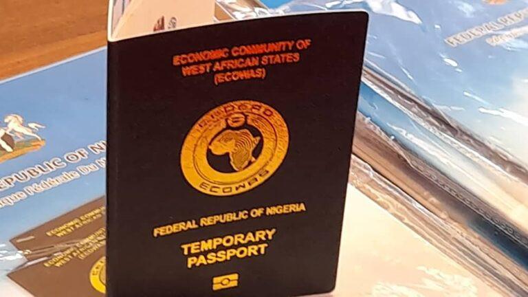 FG launches temporary passport for Nigerians in diaspora