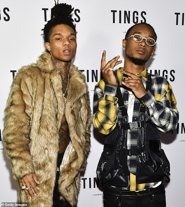 Rapper, Rae Sremmurd?s brother charged with murder after he