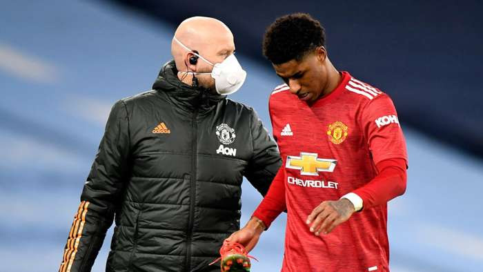 ?We can rest when we retire? ? Marcus Rashford refutes claims he