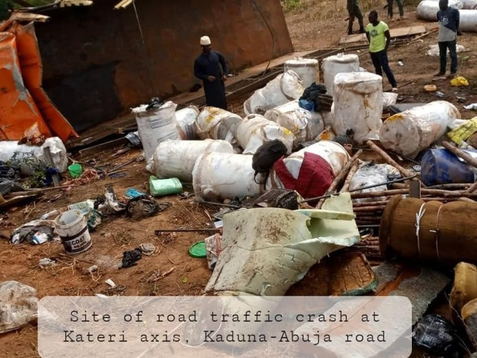 19 dead, 34 injured in fatal accident along Kaduna-Abuja highway