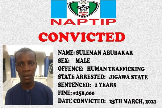 Kano High Court sentences man to two years imprisonment for trafficking 30 women to Libya