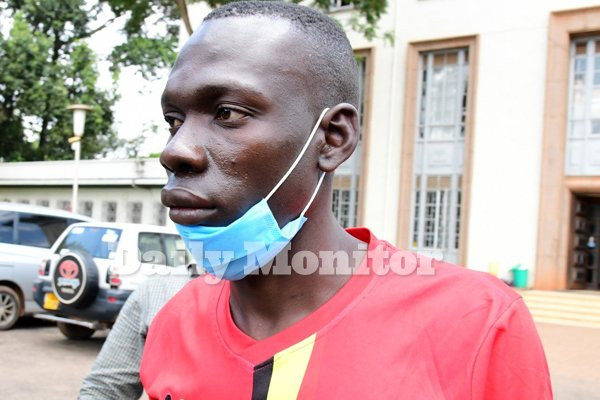 Uganda Police arrest suspected serial killer who strangled four young women to death and burnt their bodies after having sex with them