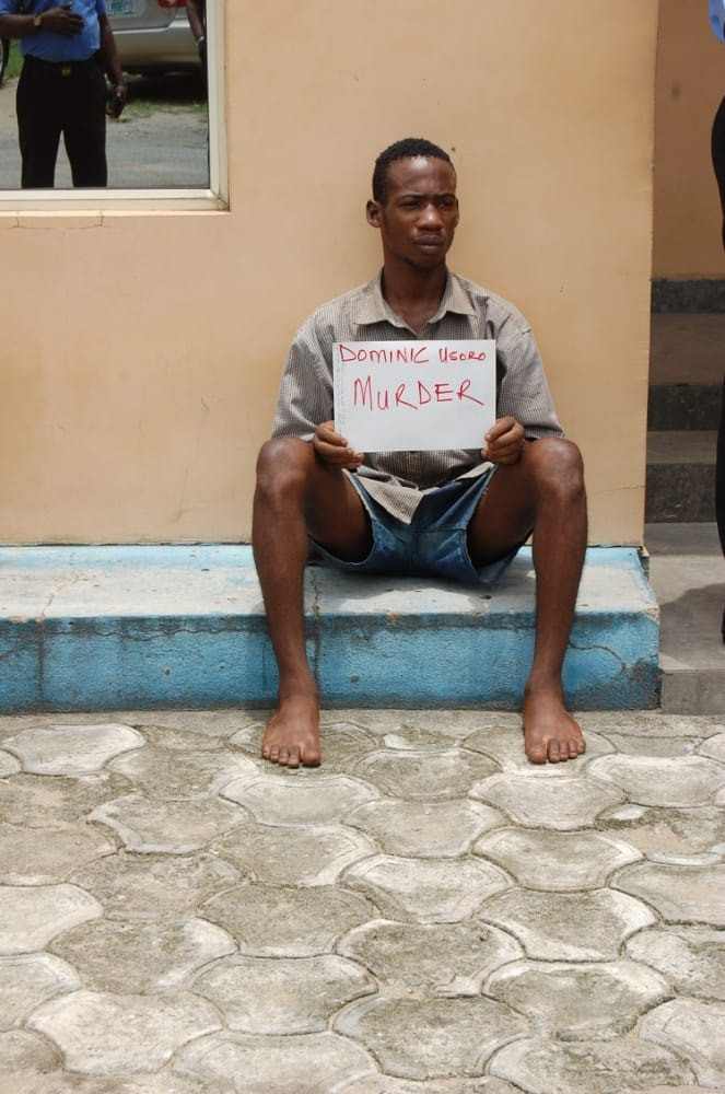 Woman and her four accomplices arrested for brutal murder of her 19-year-old stepson in Akwa Ibom