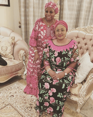 """""""My mum is not an aide carrying phones up and down. She was the youngest Minister in Africa"""" - Son of Aisha Buhari"""