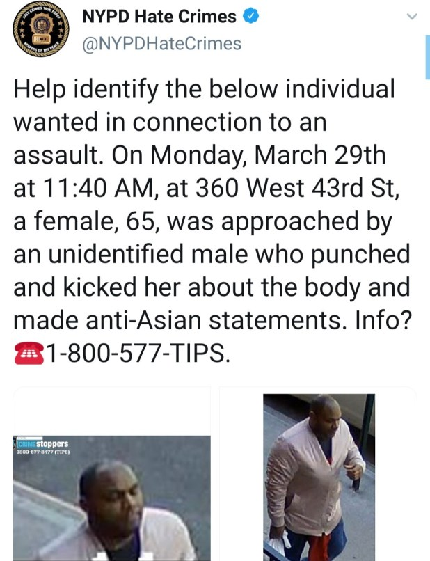 Asian American woman brutally attacked on her way to church after being told