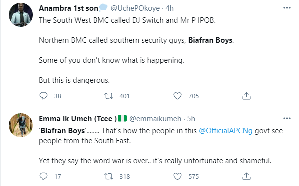 Nigerians react to CCT Chairman, Danlandi Umar describing those who mobbed him for assaulting a security guard as