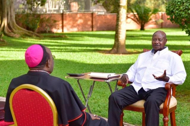 Archbishop of Catholic Archdiocese of Kampala, Uganda found dead in his bedroom