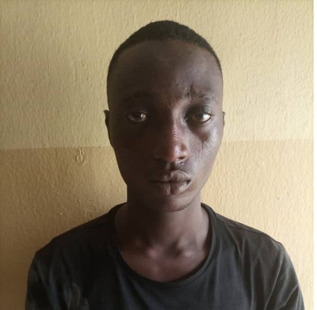 Notorious cult leader arrested for allegedly killing rival cultist in Lagos