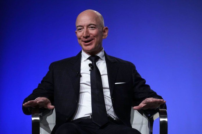 Amazon founder, Jeff Bezos tops Forbes billionaire list for the 4th year in a row (see top 10 list)