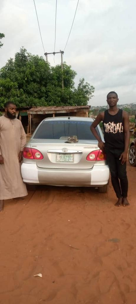 Two killed during suspected cult clash in Anambra (photos)