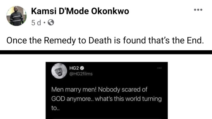 "ANSU graduate dies in car crash days after posting about ""the remedy to death"""