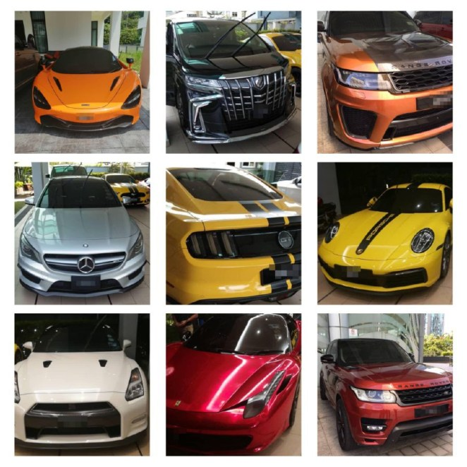 Malaysian Anti-Corruption agency seizes cash, luxury cars, yacht, helicopters from head of a cartel that monopolized govt tenders