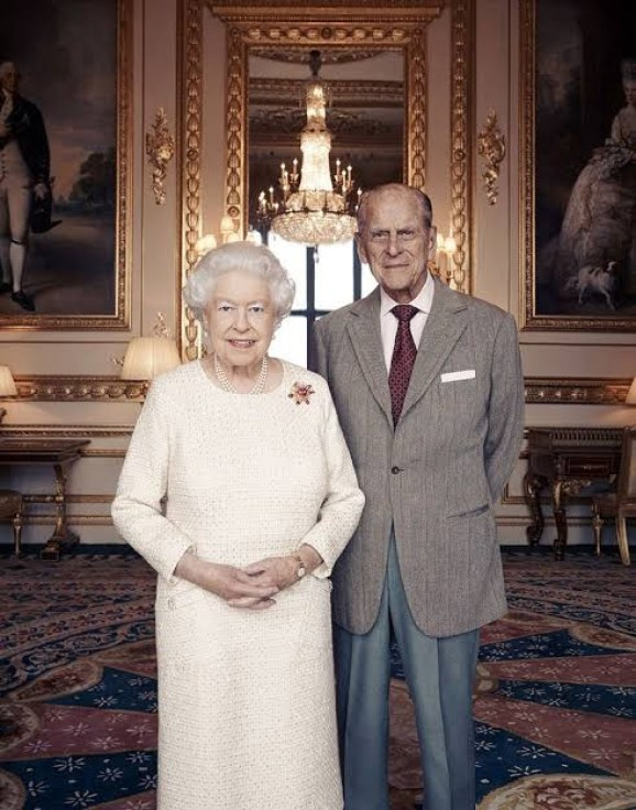 Le prince Philip, le mari de la reine Elizabeth, est décédé à l'âge de 99 ans