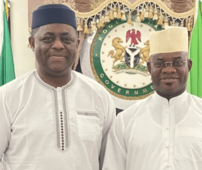 The idea that Governor Yahaya Bello should not run for the Presidency is absurd - FFK