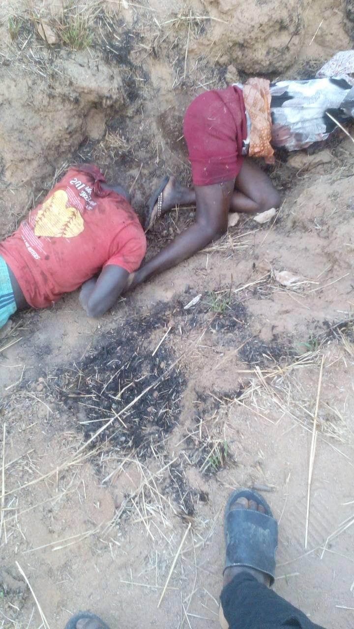 Graphic: Gunmen kill five women, three men, behead one at mining site in Plateau State