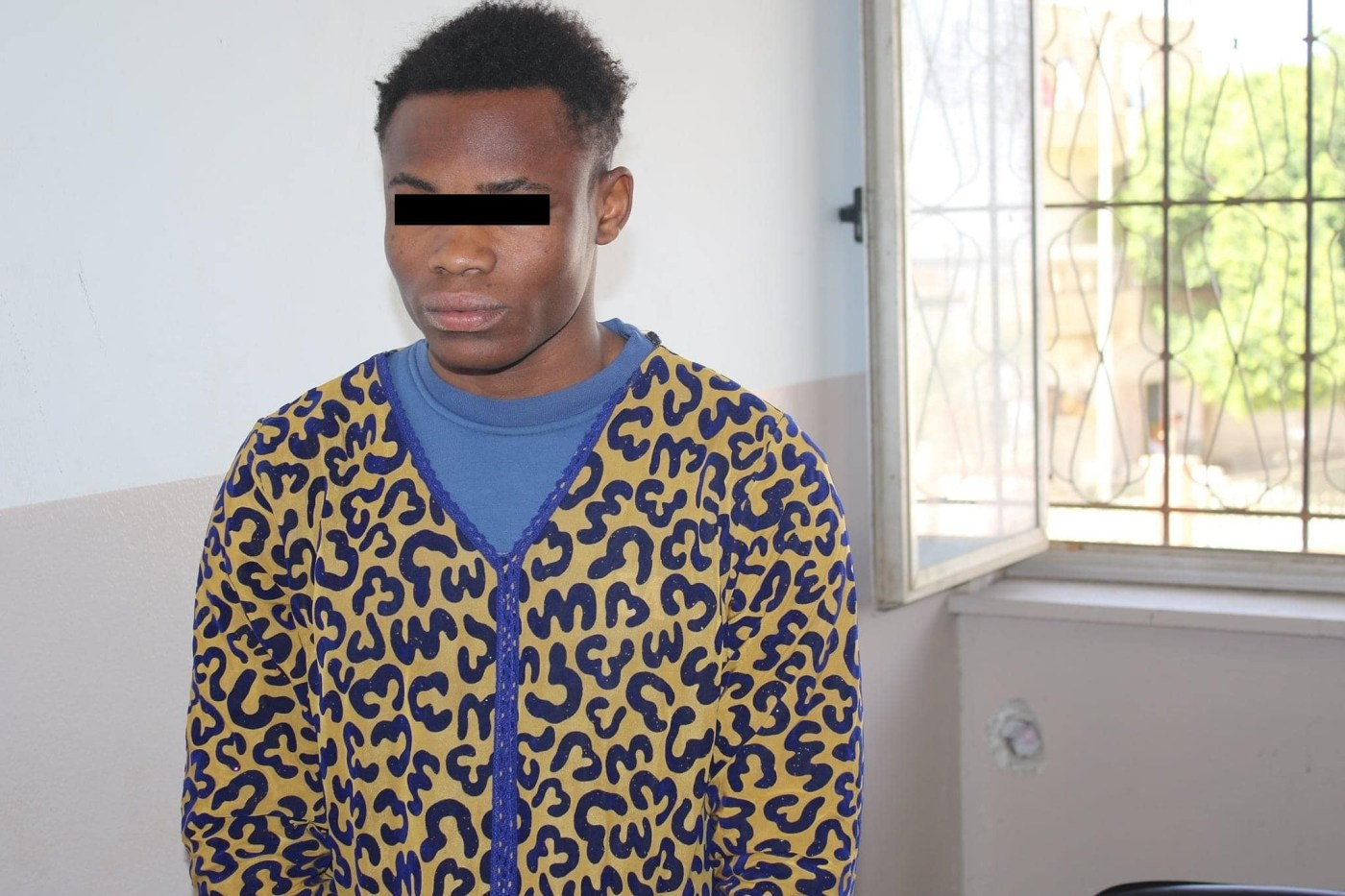 Un Nigérian se déguise en femme pour s'échapper après avoir prétendument tué un autre étranger en Libye