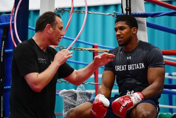 Anthony Joshua vs Tyson Fury mega-fight could face new delay due to Olympics