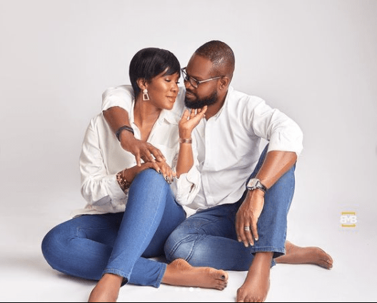 Stephanie Okereke  Linus celebrates 9th wedding anniversary with husband