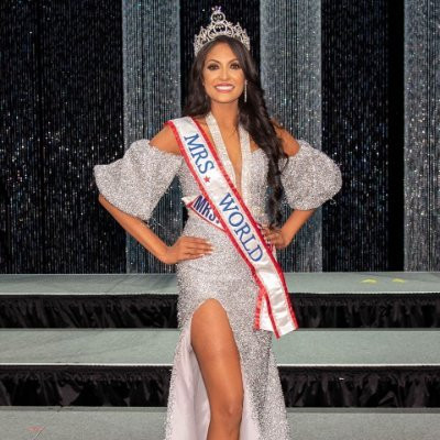 Reigning Mrs World, Caroline Jurie resigns weeks after pageant controversy