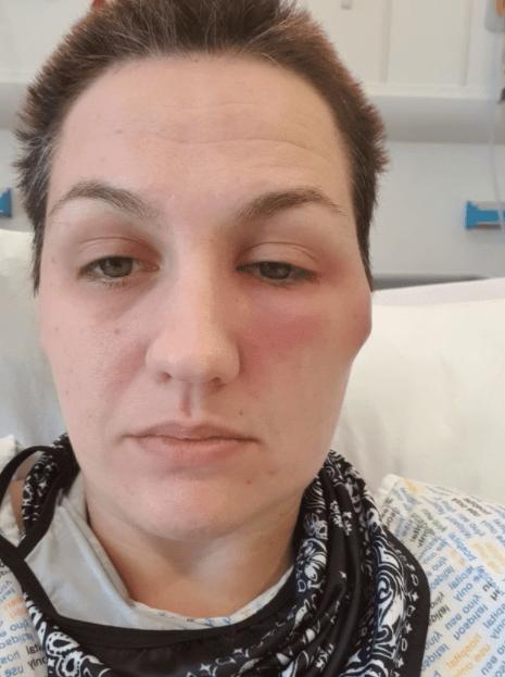 Covid-19 vaccine turned woman