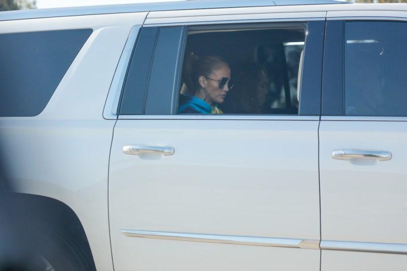 Jennifer Lopez and ex-Ben Affleck have been