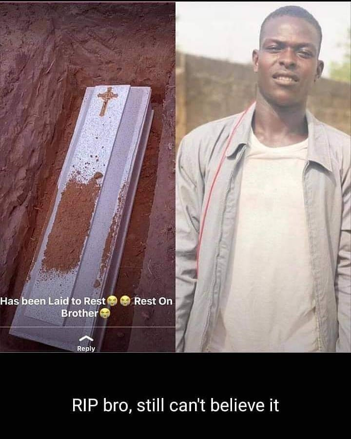 Ilaro poly student crushed dead