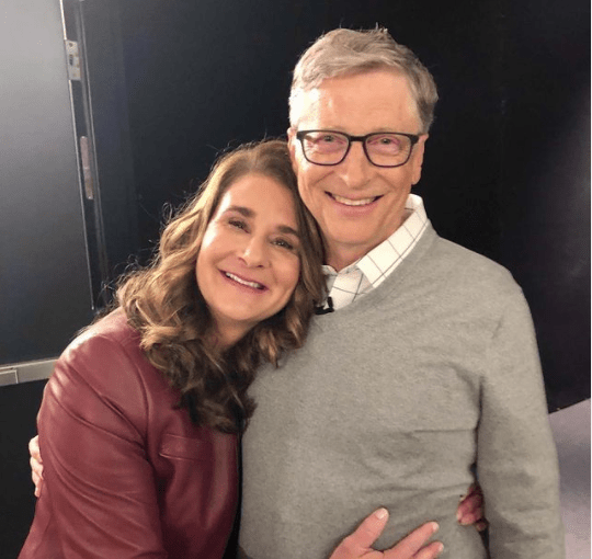 Bill and Melinda Gates announce the end of their marriage after 27 years