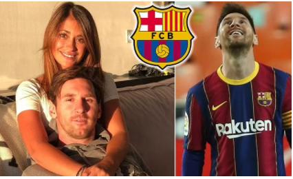 Lionel Messi under investigation for