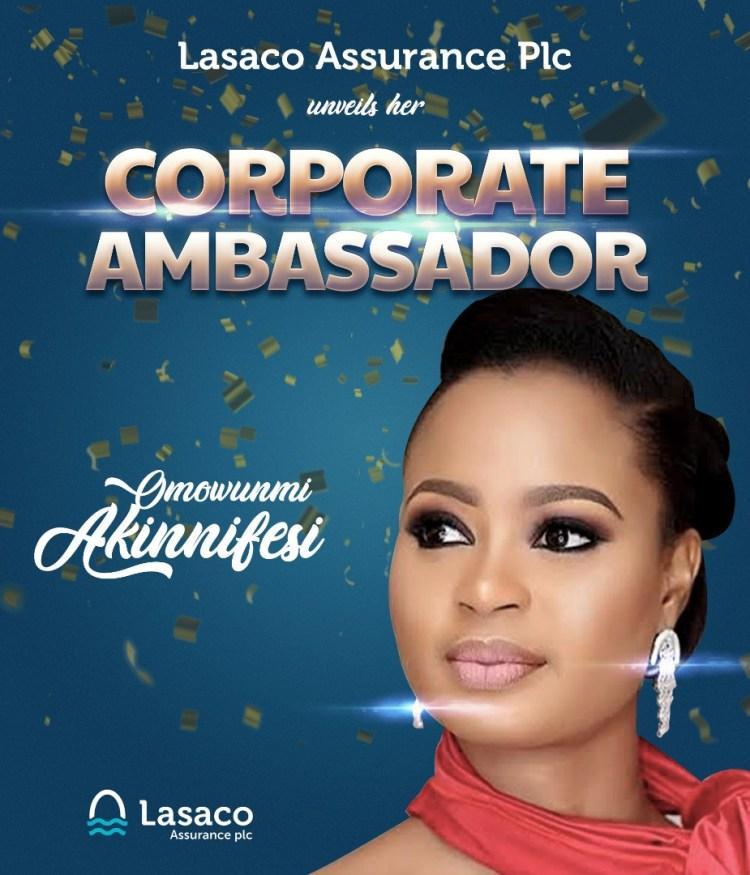Lasaco signs Omowunmi Akinifesi as New Corporate Ambassador