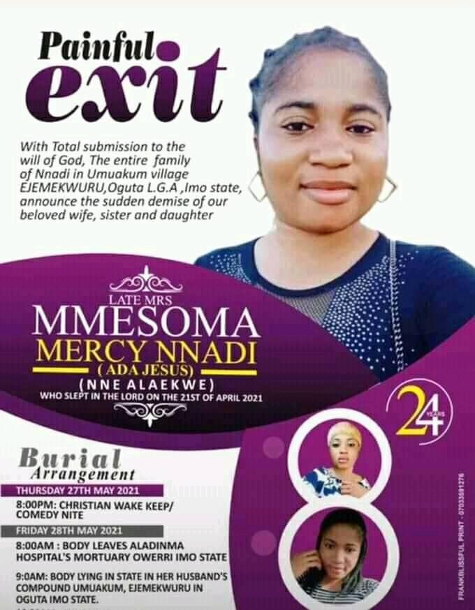Family releases obituary of comedienne, Ada Jesus