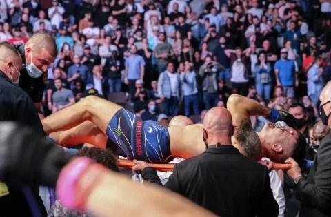 UFC Chris Weidman Talk About His Broken Leg After Bone Shatter While Fighting
