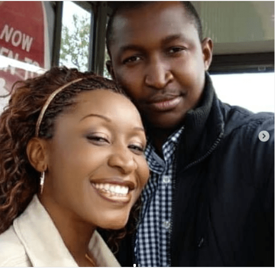 Actress Ashionye Michelle Raccah loses brother