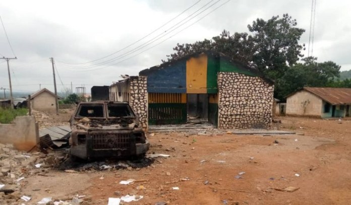 Six killed as gunmen attack yet another police station in Akwa Ibom