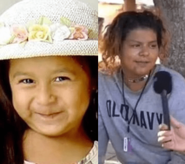 Missing girl abducted 18 years ago