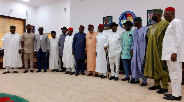 Insecurity: Southern Governors ban open grazing, ask Buhari to address nation