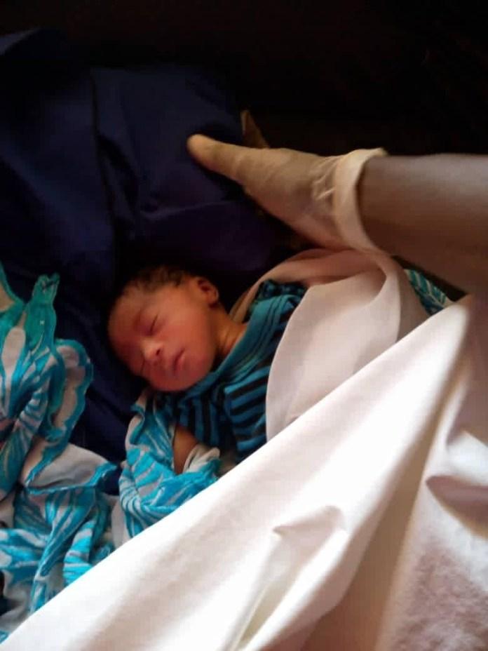 Newborn baby found abandoned at Kwara local government secretariat