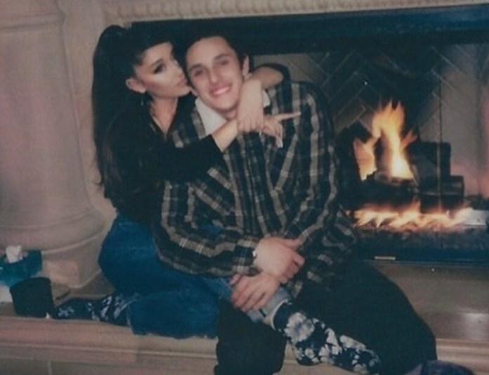 Ariana Grande marries Dalton Gomez in an intimate ceremony