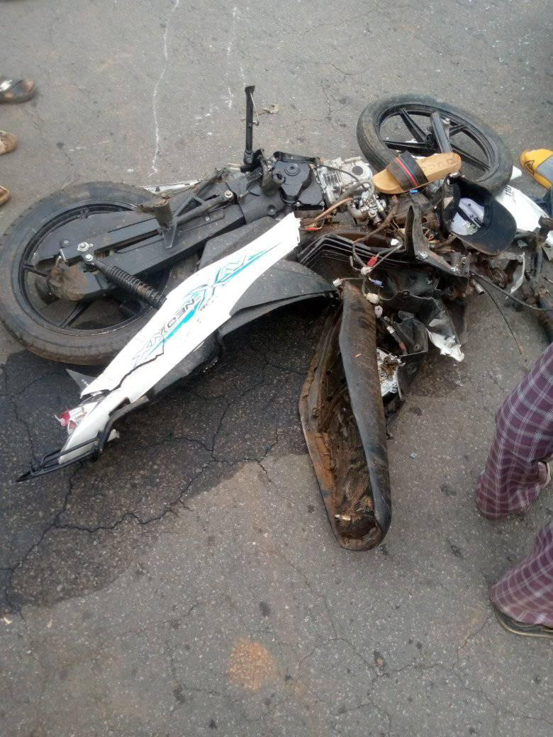 Truck crushes three members of a family to death in Ondo (photos)