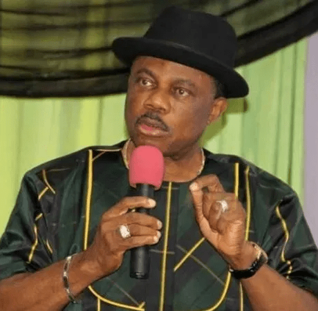 I?m the only Nigerian governor who does not receive monthly salary ? Anambra state governor, Obiano, says