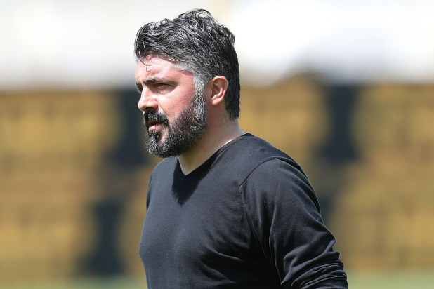 Fiorentina appoint Gennaro Gattuso as their new manager just two days after he was axed by Napoli