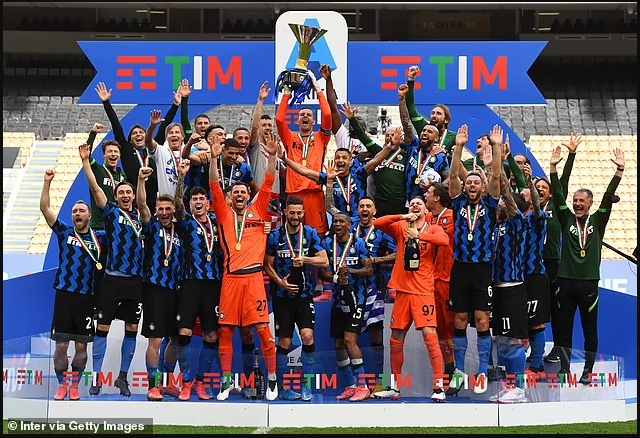 Update: Antonio Conte quits as Inter Milan manager just weeks after winning the Serie A title