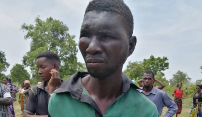 Man, 35, allegedly kills his 50-year-old cousin for refusing to marry him
