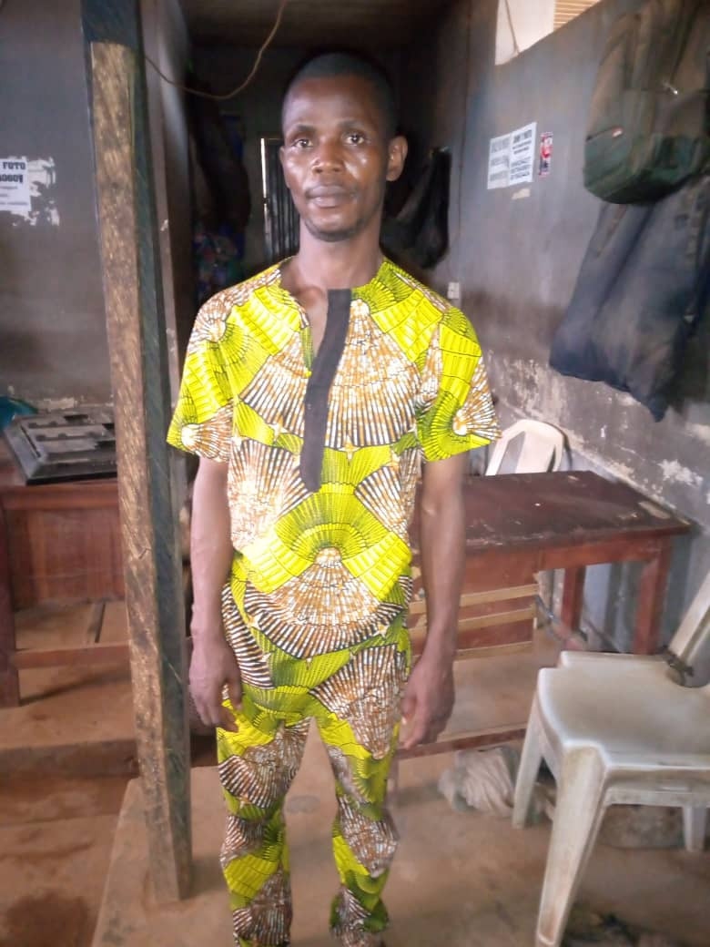 42-year-old man arrested for allegedly raping 32-year-old woman in Ogun