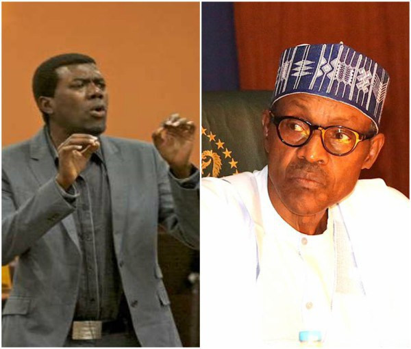 Buhari traveled to Ghana to discuss with ECOWAS leaders on how to return peace to Mali when there is no peace in Nigeria - Reno Omokri