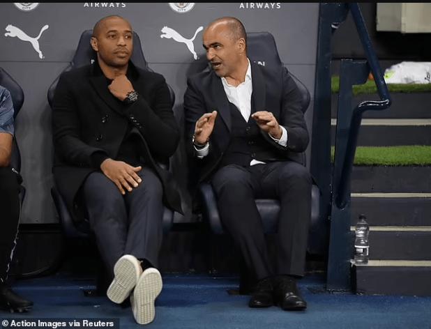 Arsenal legend, Thierry Henry returns to Belgium