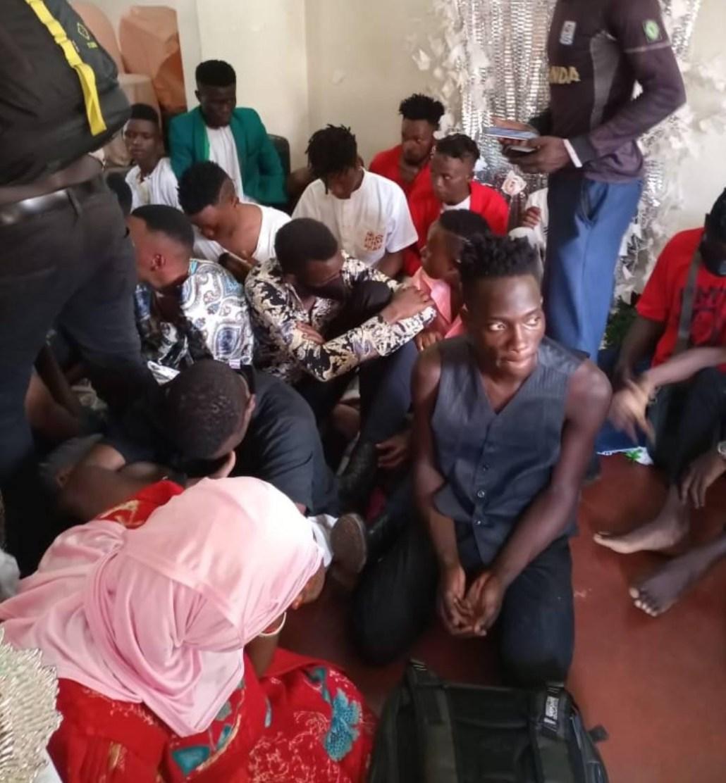 Police raid gay wedding in Uganda, arrest 44