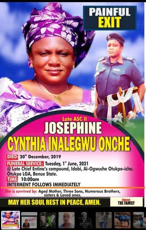 Fiancé arrested as body of NSCDC officer who went missing days to her wedding is found buried in shallow grave
