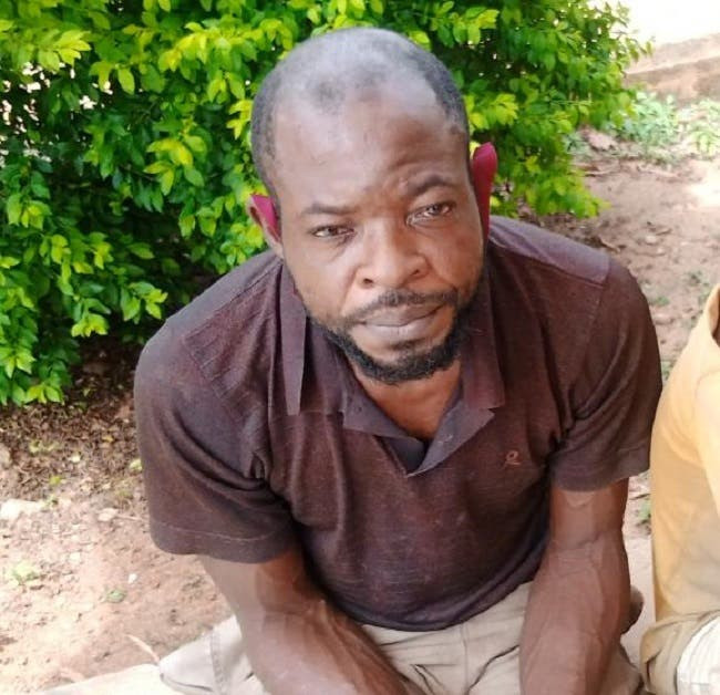 Man,35, arrested for allegedly raping his neighbour's 9-year-old daughter in Ondo