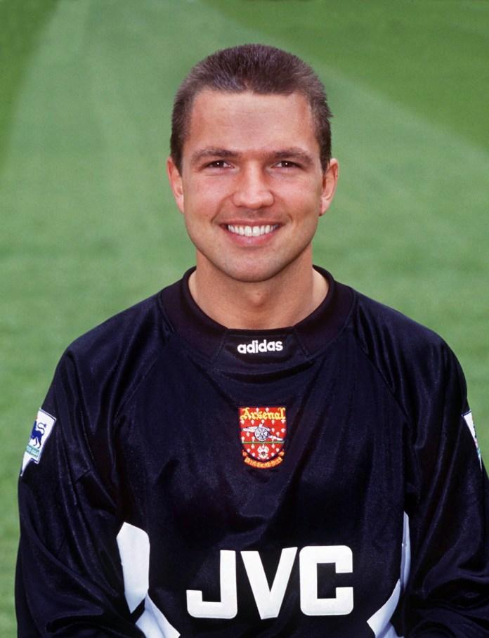 Former Arsenal goalkeeper Alan Miller dies at 51