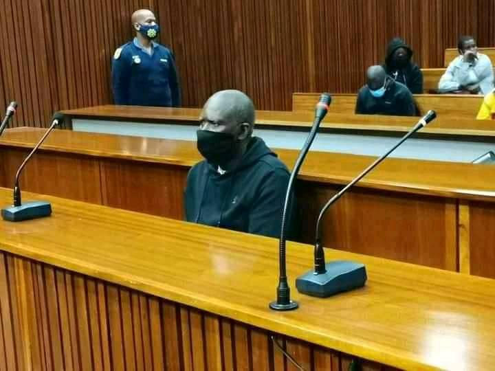 South African man who brutally murdered his 4 children after accusing wife of infidelity sentenced to four life terms